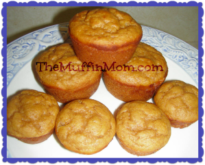 sweetpotato muffins