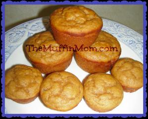 sweetpotato muffins